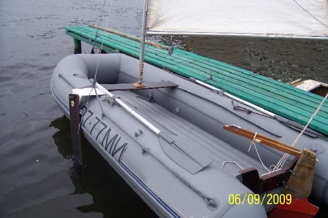 как сделать парус для лодки